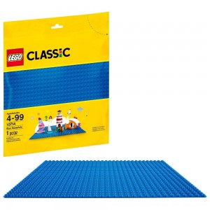 Black Friday 2020 - LEGO Classic Blue Baseplate 10714