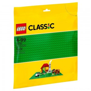 Black Friday 2020 - LEGO Classic Green Baseplate 10700