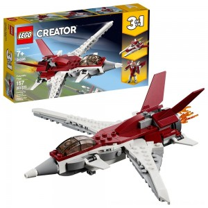 Black Friday 2020 - LEGO Creator Futuristic Flyer 31086