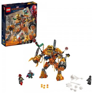 Black Friday 2020 - LEGO Super Heroes Marvel Spider-Man Molten Man Battle 76128