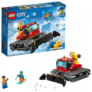 Black Friday 2020 - LEGO City Great Vehicles Snow Groomer 60222