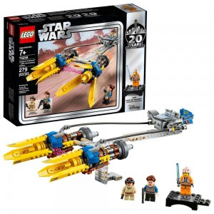 Black Friday 2020 - LEGO Star Wars Anakin's Podracer - 20th Anniversary Edition 75258