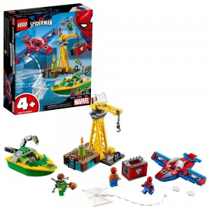 Black Friday 2020 - LEGO Super Heroes Marvel Spider-Man: doc Ock Diamond Heist 76134