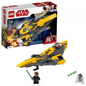 Black Friday 2020 - LEGO Star Wars Anakin's Jedi Starfighter 75214