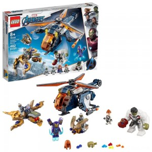 Black Friday 2020 - LEGO Super Heroes Marvel Avengers Hulk Helicopter Rescue 76144