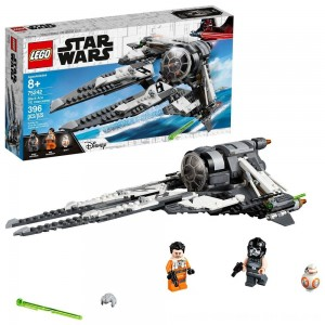 Black Friday 2020 - LEGO Star Wars Black Ace TIE Interceptor 75242