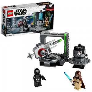 Blac Friday 2020 - LEGO Star Wars: A New Hope Death Star Cannon 75246 Advanced Building Kit with Death Star Droid