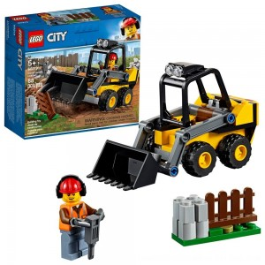 Black Friday 2020 - LEGO City Construction Loader 60219