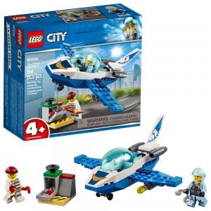 Black Friday 2020 - LEGO City Sky Police Jet Patrol 60206