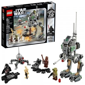 Black Friday 2020 - LEGO Star Wars Clone Scout Walker - 20th Anniversary Edition 75261