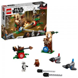 Black Friday 2020 - LEGO Star Wars Action Battle Endor Assault 75238