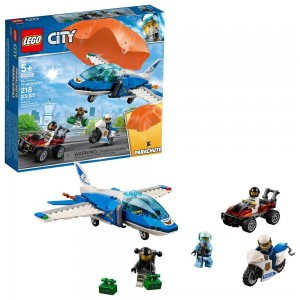 Black Friday 2020 - LEGO City Sky Police Parachute Arrest 60208