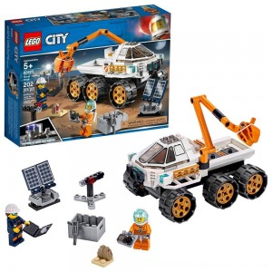 Black Friday 2020 - LEGO City Space Port Rover Testing Drive 60225