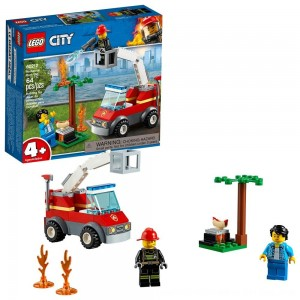 Black Friday 2020 - LEGO City Barbecue Burn Out 60212