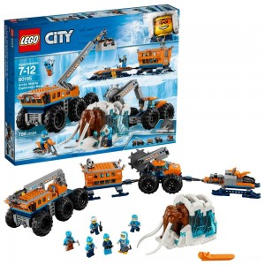Black Friday 2020 - LEGO City Arctic Mobile Exploration Base 60195