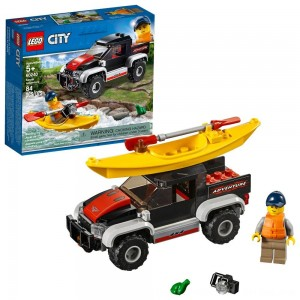 Black Friday 2020 - LEGO City Kayak Adventure 60240