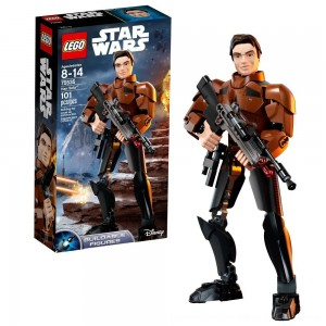 Black Friday 2020 - LEGO Star Wars Han Solo 75535