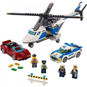 Black Friday 2020 - LEGO City Police High-speed Chase 60138