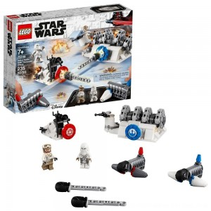 Black Friday 2020 - LEGO Star Wars Action Battle Hoth Generator Attack 75239