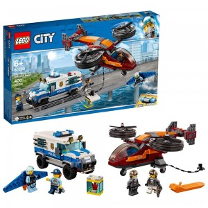 Black Friday 2020 - LEGO City Sky Police Diamond Heist 60209