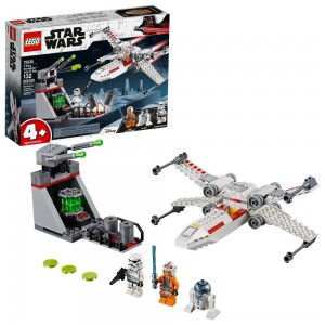 Black Friday 2020 - LEGO Star Wars X-Wing Starfighter Trench Run 75235