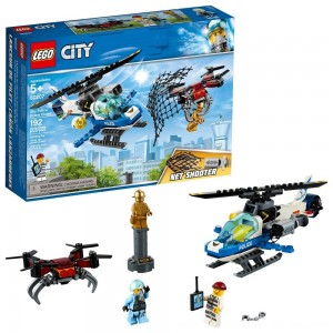Black Friday 2020 - LEGO City Sky Police Drone Chase 60207