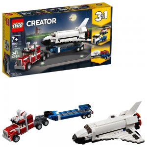 Blac Friday 2020 - LEGO Creator Shuttle Transporter 31091