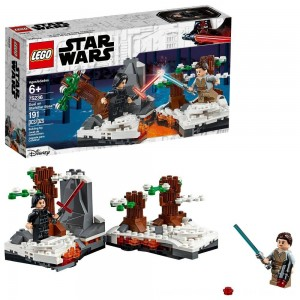 Blac Friday 2020 - LEGO Star Wars Duel on Starkiller Base 75236