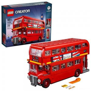 Black Friday 2020 - LEGO Creator Expert London Bus 10258