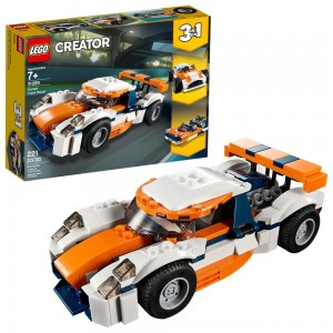 Black Friday 2020 - LEGO Creator Sunset Track Racer 31089