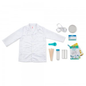 Black Friday 2020 - Melissa & Doug Scientist Role Play