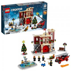Black Friday 2020 - LEGO Creator Winter Village Fire Station 10263