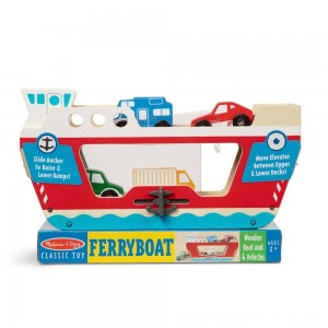 Black Friday 2020 - Melissa & Doug Ferryboat