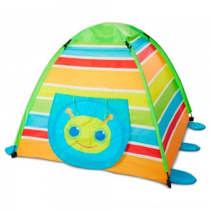 Black Friday 2020 - Melissa & Doug Giddy Buggy Camping Tent