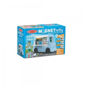 Black Friday 2020 - Melissa & Doug Magnetivity - Food Truck