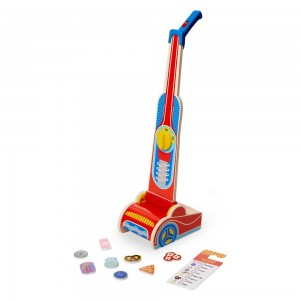 Black Friday 2020 - Melissa & Doug Vacuum, housekeeping toys