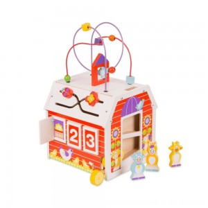 Black Friday 2020 - Melissa & Doug First Play Activity Barn