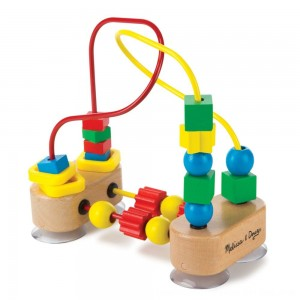 Black Friday 2020 - Melissa & Doug First Bead Maze - Wooden Educational Toy