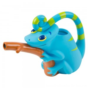 Black Friday 2020 - Melissa & Doug Sunny Patch Camo Chameleon Watering Can With Tail Handle and Branch-Shaped Spout