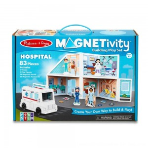 Black Friday 2020 - Melissa & Doug Magnetivity - Hospital
