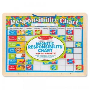 Black Friday 2020 - Melissa & Doug Magnetic Responsibility Chart