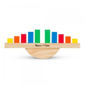 Black Friday 2020 - Melissa & Doug Rainbow Balance