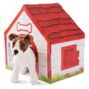 Black Friday 2020 - Melissa & Doug Doghouse Plush Pet Playhouse