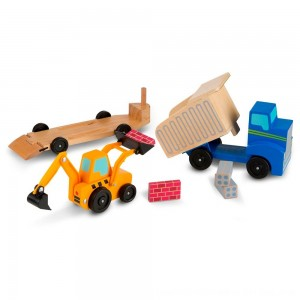 Black Friday 2020 - Melissa & Doug Dump Truck & Loader