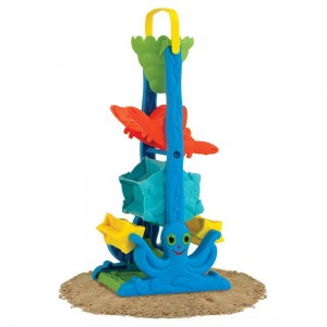 Black Friday 2020 - Melissa & Doug Seaside Sidekicks Sand-and-Water Sifting Funnel