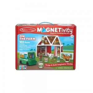 Black Friday 2020 - Melissa & Doug Magnetivity - On the Farm