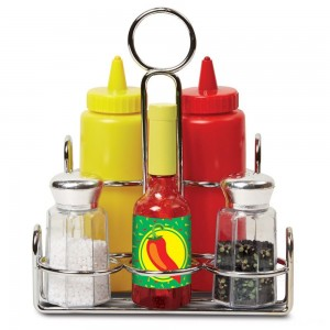 Black Friday 2020 - Melissa & Doug Condiment Set