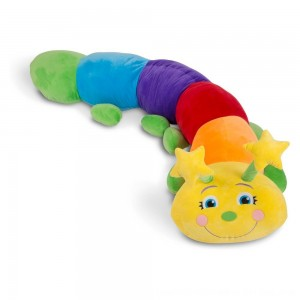 Black Friday 2020 - Melissa & Doug Jumbo Rainbow Caterpillar