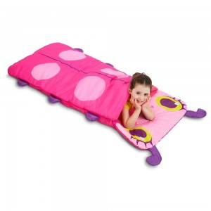 Black Friday 2020 - Melissa & Doug Sunny Patch Trixie Ladybug Sleeping Bag With Matching Storage Bag