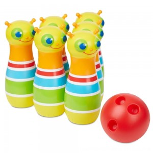 Black Friday 2020 - Melissa & Doug Rainbow Caterpillar Bowling Set